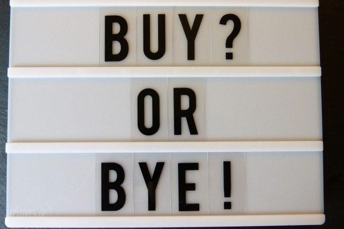 Buy or Bye
