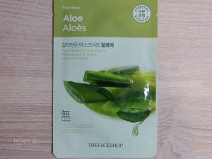 The Face Shop Aloe Sheet Mask