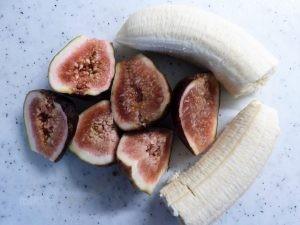 Cashew-Banane-Feige Smoothieliebe
