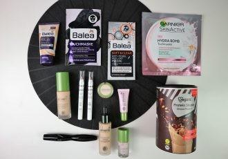 neue alverde Produkte