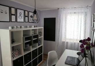 DIY Arbeitszimmer - My Bloggerroom