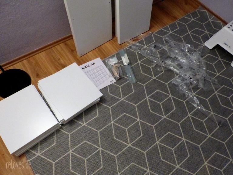 Ikea Regalaubau