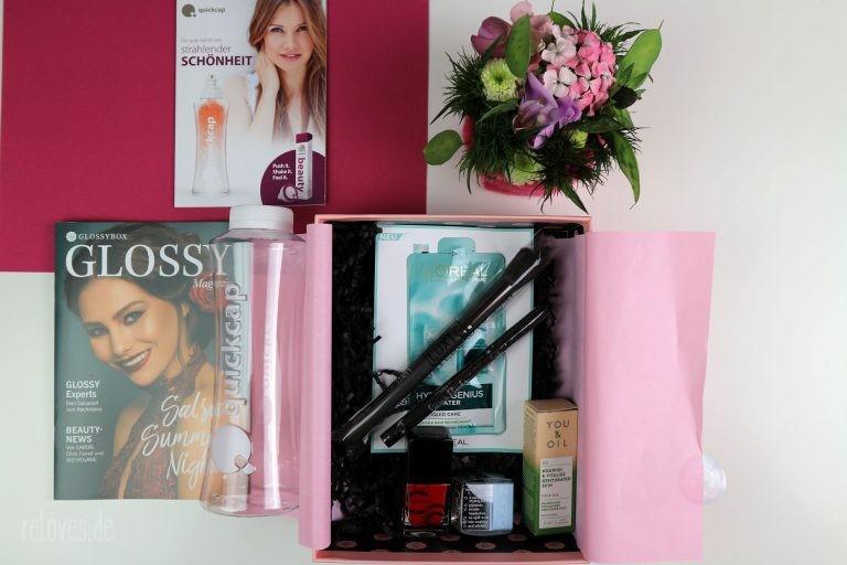 Glossybox Juni003