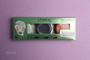 L´Oréal Multi-Masking Mini Set