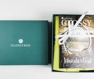 Glossybox September Wanderlust Edition