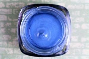 blaue Anti-Unreinheiten Maske