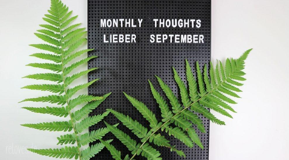 Lieber September