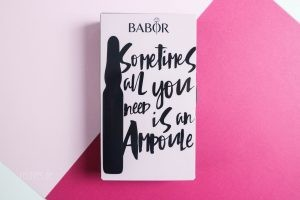 BABOR HYDRA PLUS LIMITED GLOSSYBOX EDITION