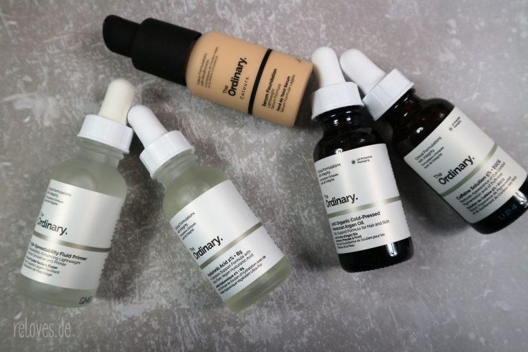 The Ordinary Kosmetik Produkte
