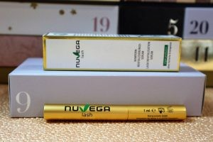 NuVega revitalisierendes Wimpernserum