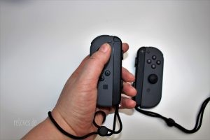 Nintendo Switch Joy Con mit Handschlaufe