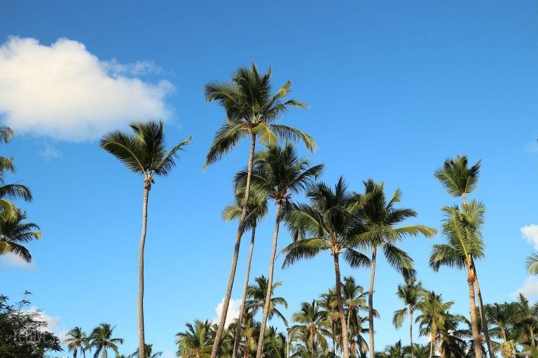 Himmel in der Domenikanischen Republik