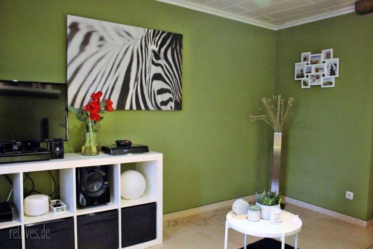 Wohnzimmerumgestaltung