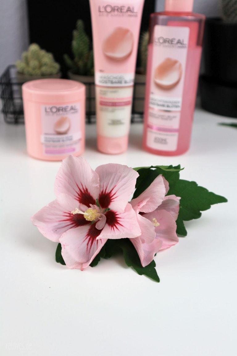 L´Oréal Kostbare Blüten Reinigungsserie