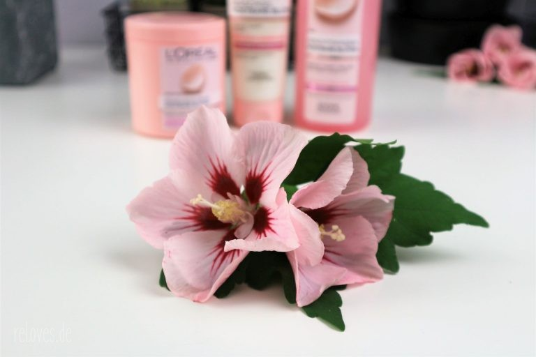 L´Oréal Kostbare Blüten