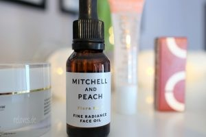 Mitchell and Peach FINE RADIANCE FACE OIL