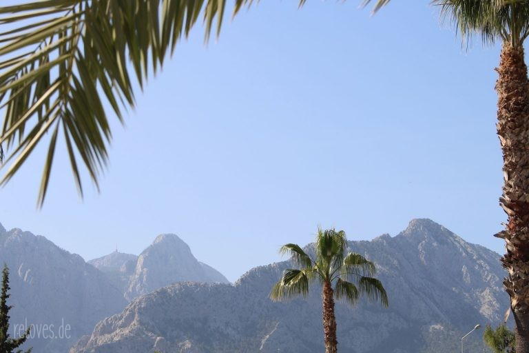 Taurusgebirge bei Antalya