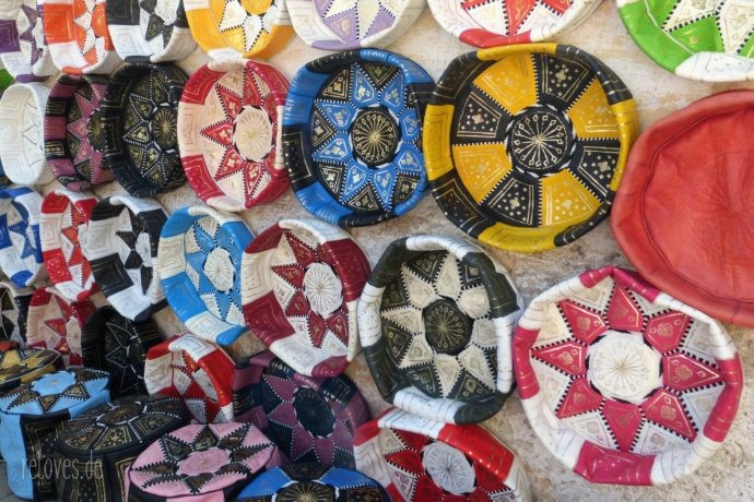 Sunday Column mit Bildern aus Fes - Marokko