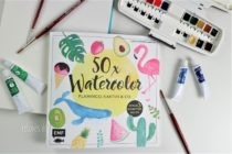 50x Watercolor EMF Verlag