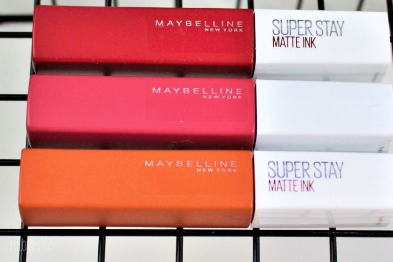 neues von Maybelline