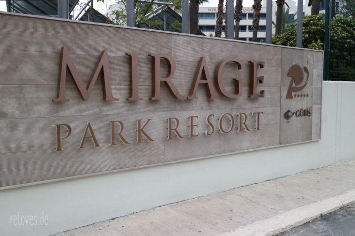 Mirage Park Resort Türkei - Glutenfrei (k)ein Problem