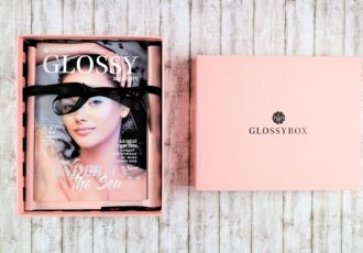 Glossybox Juli Under The Sea Edition