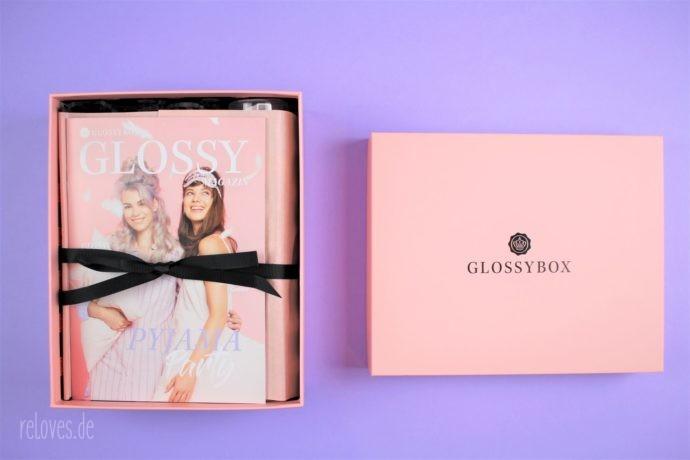 "Glossybox Oktober ""Pyjama Party"""