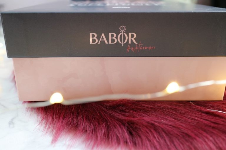 Glossybox Babor Special Edition 2018