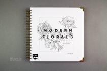 Modern Florals - Dein Einstieg in die Kunst des Zeichnens: Blumen, Kakteen und Mehr von Alli Koch