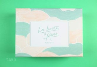 My Little Box November - La boîte à Rêves