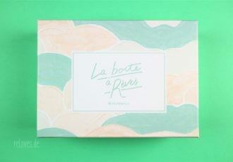 My Little Box November - La boîte à Rêves