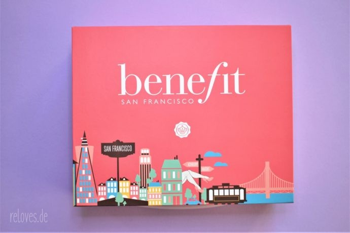 Glossybox benefit Special Edition