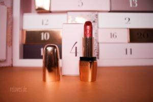 L.O.V. Lipaffair Color & Care Lipstick Metallic