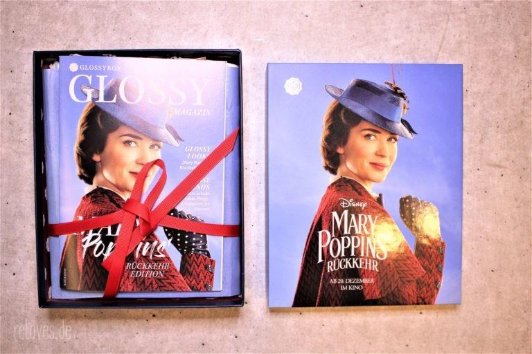Glossybox Mary Poppins Rückkehr Edition