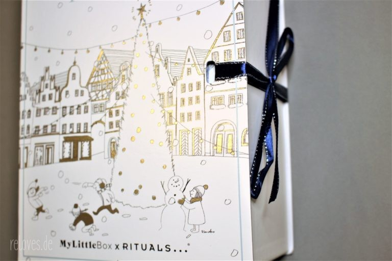 My Little Box x Rituals Christmas Magic