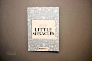 My little Miracles – Vorstellung der unterstützten Organisationen und Dankbarkeitstagebuch.