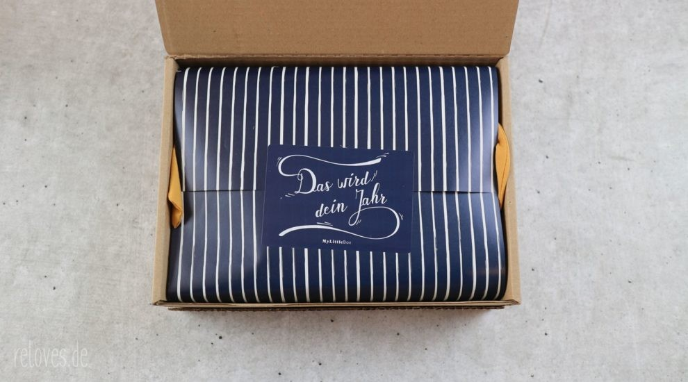 My Little Box Januar - Das wird dein Jahr!