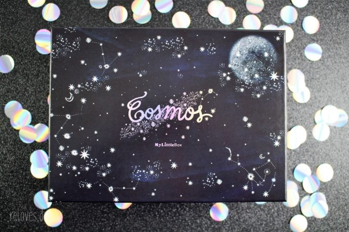 My Little Box Februar - Cosmos Edition