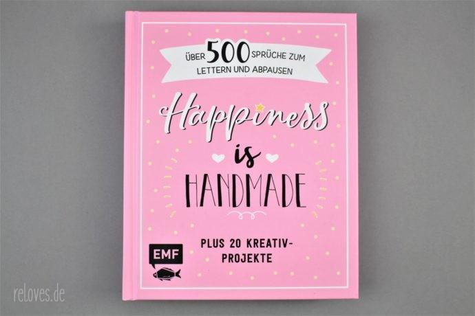 Happiness is Handmade - Buchvorstellung aus dem EMF Verlag