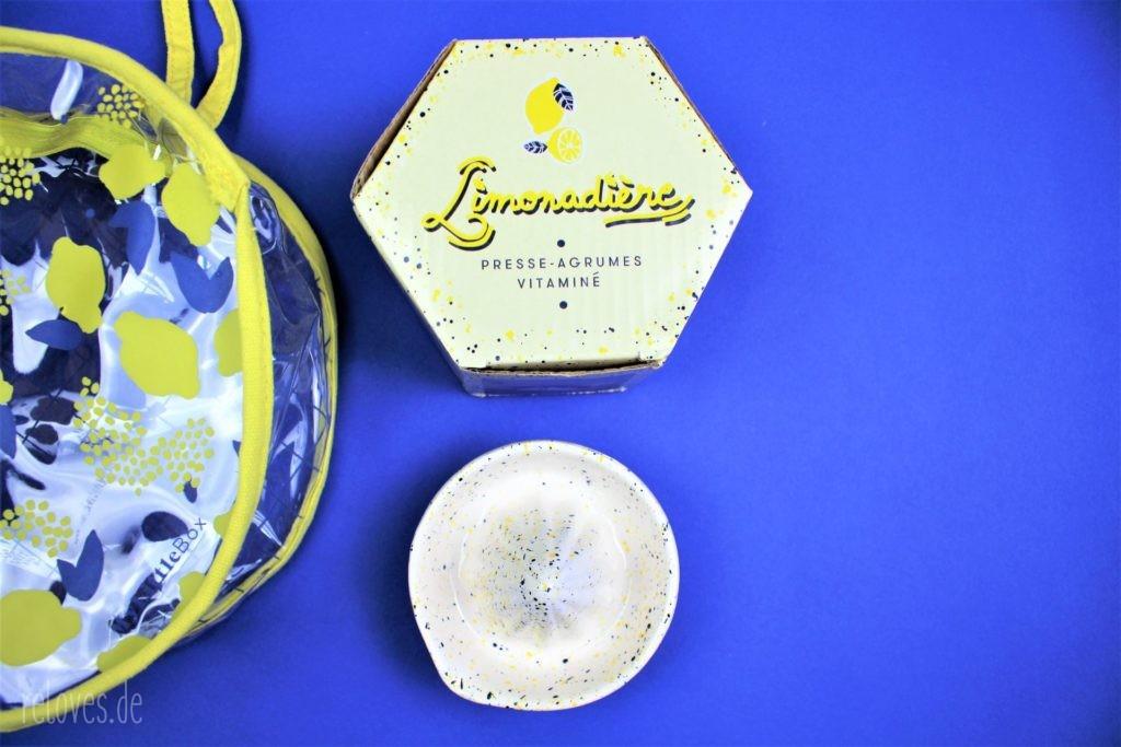 My Little Box Vitamin C Zitronenpresse