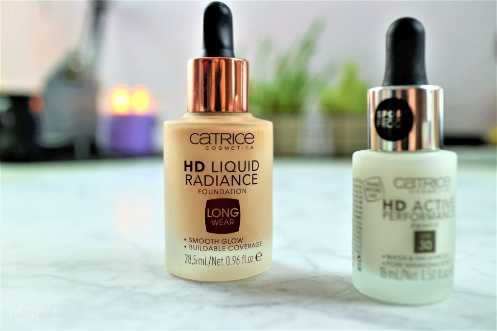 Catrice HD Liquid Radiance Foundation