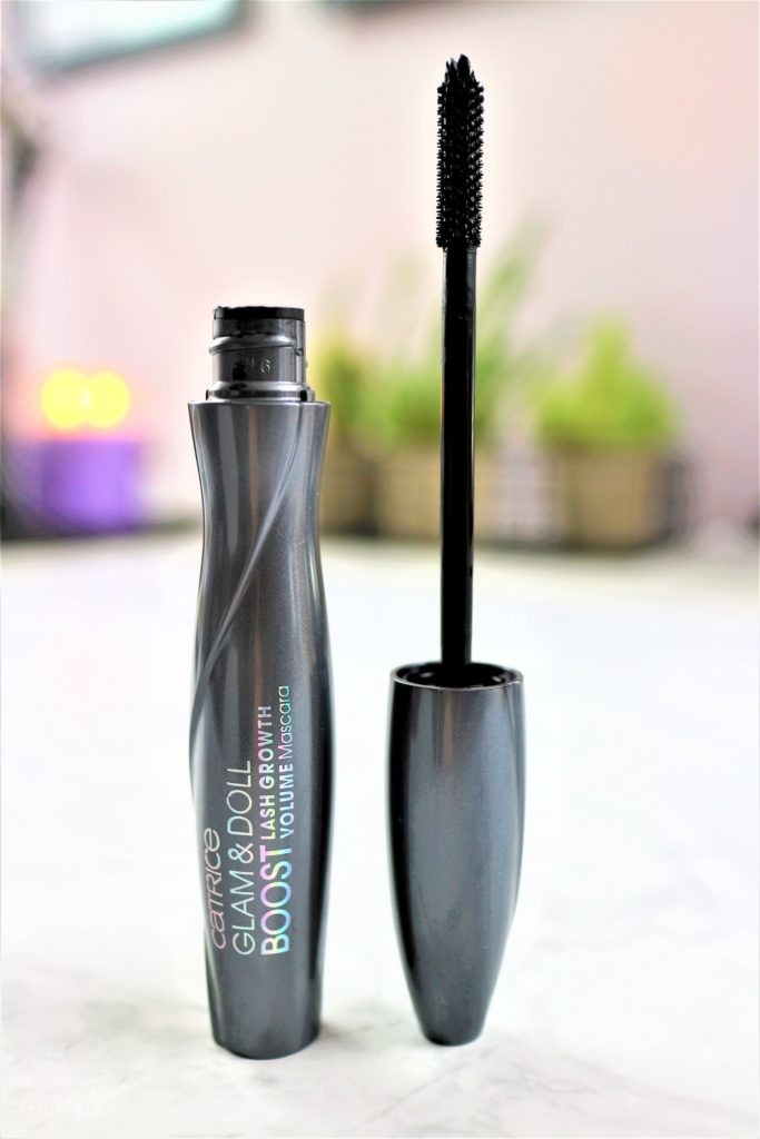 Catrice Glam & Doll Boost Lash Growth Volume Mascara