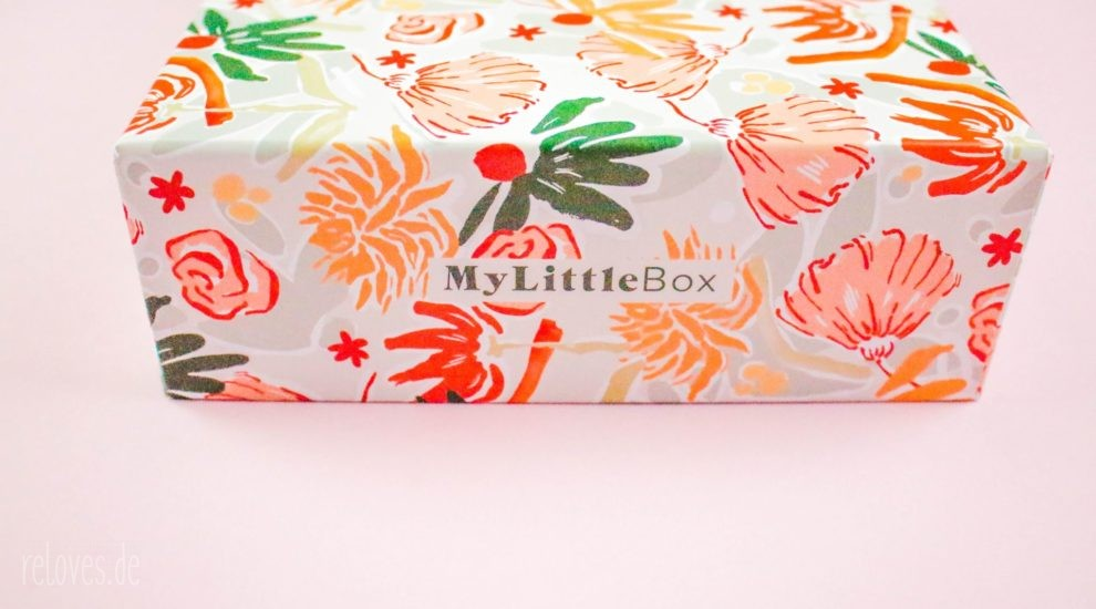 My Little Box April