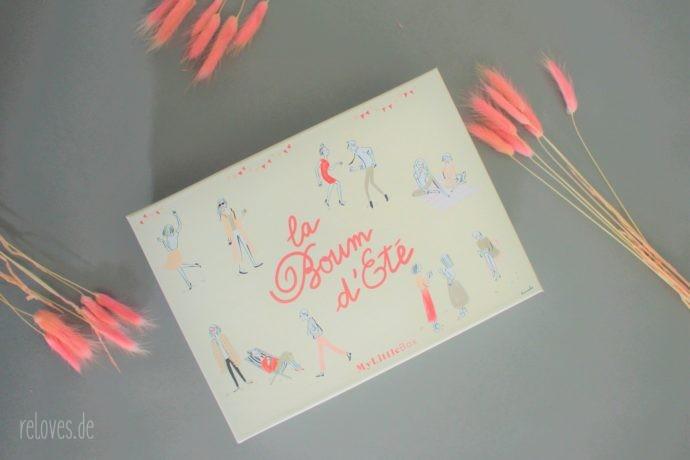 My Little Box Mai - La Boum d´Eté