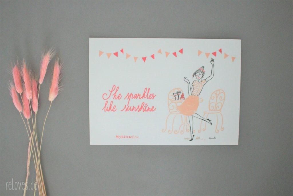 My Little Box Mai - Illustration