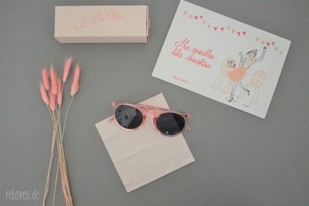 My Little Box Mai - Belle Vue Sonnenbrille