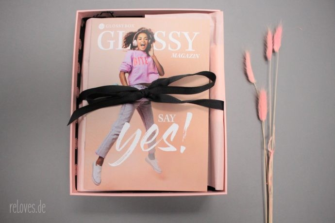 Glossybox Mai - Say Yes! Edition