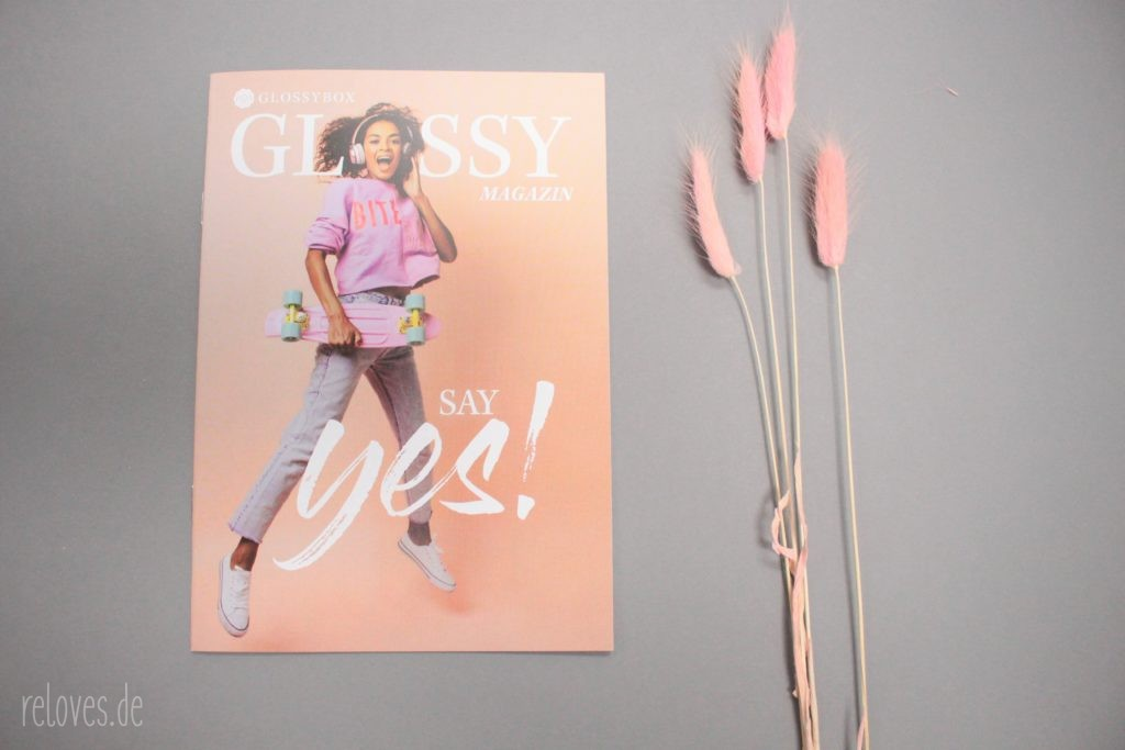 Glossy-Magazin - Say Yes! Edition