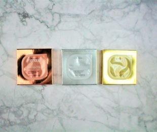 MasqueBar metallische peel-off Masken