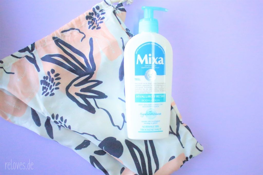 Mixa Hyaluro Fresh Bodylotion
